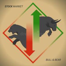Bull Bear Image